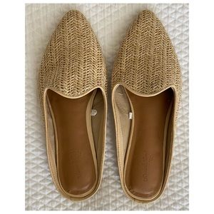 Target Woven Mules Size 9